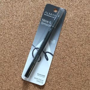 Almay Gel Smooth Liner charcoal NWT